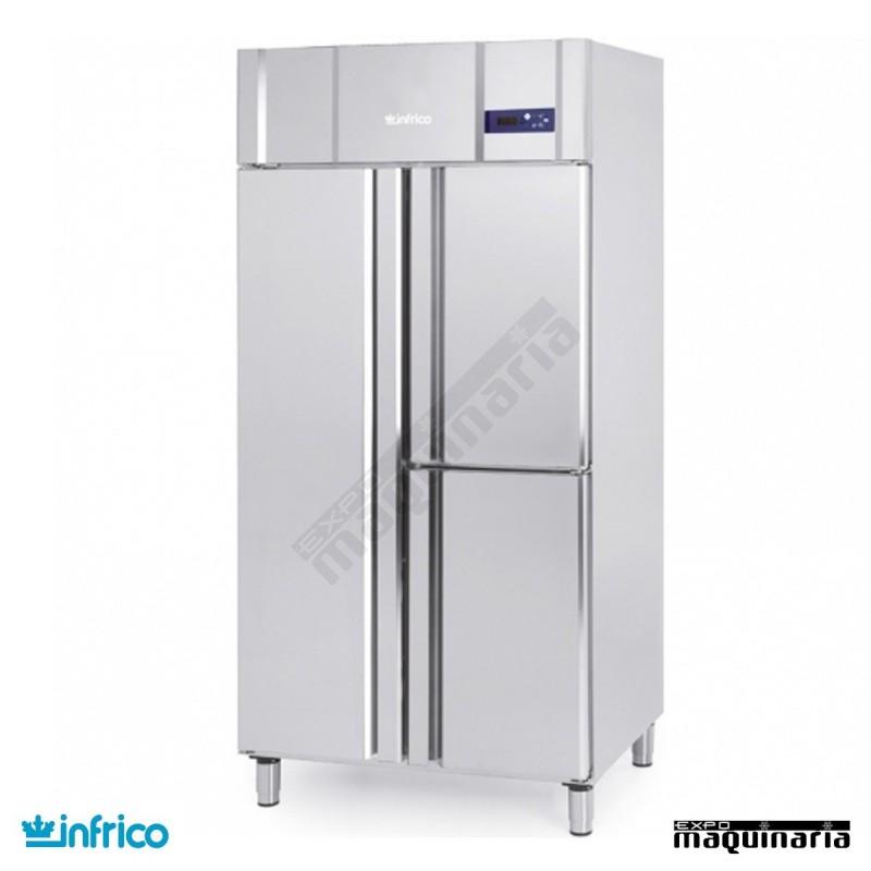 Nevera refrigerador gastronorm 1 1 inagn603 - Nevera congelador dos puertas ...