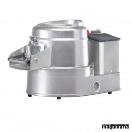 Peladora de patatas de aluminio 6Kg/ciclo