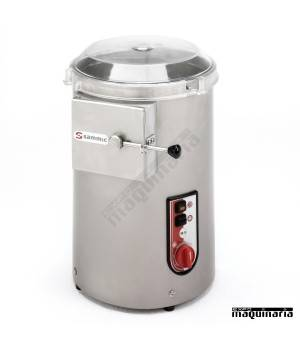 Peladora de patatas de acero inox M5