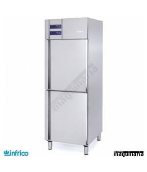 Nevera Refrigerador Congelador GN 2/1 INAGN702MX