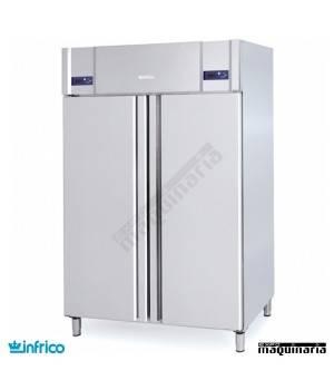 Nevera Refrigerador Congelador Gn 2/1 INAGB1402MX