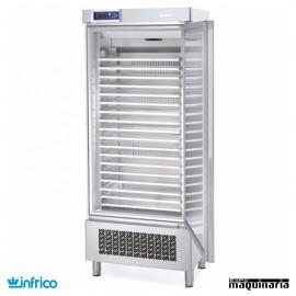 Nevera Refrigerador puerta de cristal pasteleria INA850T/FPAST