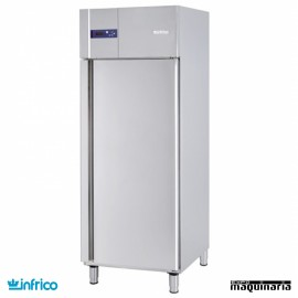 Nevera Refrigerador GN 2/1 con ruedas INAGB401
