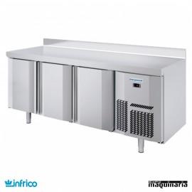 Mesa refrigerada (199 x 70 cm) INIM703P