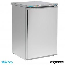 Congelador Vertical CV130 INOX