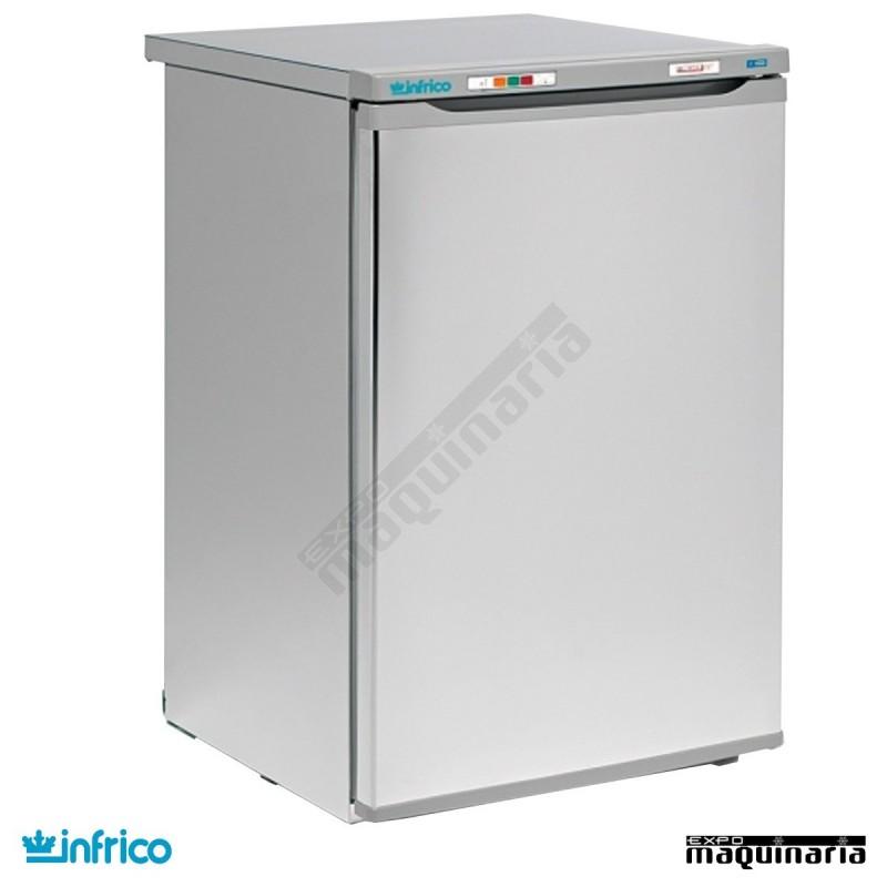 congelador vertical hosteleria cv130 inox  construido en