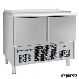 Mesa refrigerada ensaladas (97,8 x 70 cm) IFFME1002