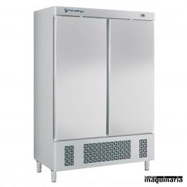 Armario de congelación IAN1002N de acero inoxidable