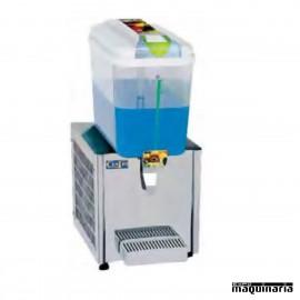 Dispensador y enfriador de bebidas frias DD-18-RP