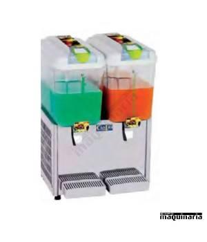 Dispensador y enfriador de bebidas frias DD-36-RP