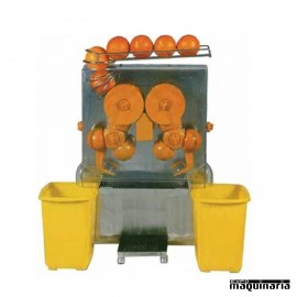 Exprimidor Automático de Naranjas CAEZ20INOX