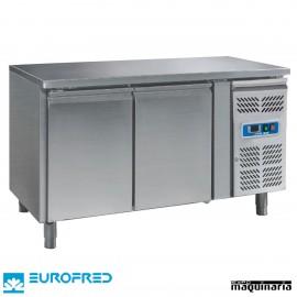Mesa Snack de congelación bajo mostrador (136x60 cm)