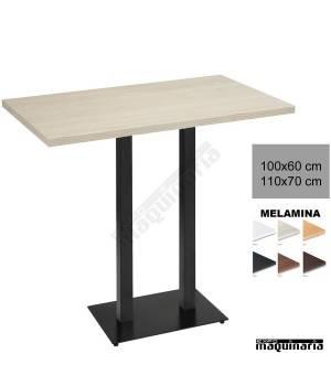 Mesa alta bar rectangular 3R025