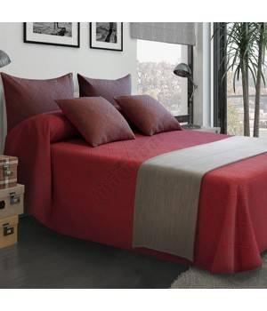 Colcha de capa reversible osia hosteler a - Ropa de cama para hosteleria ...