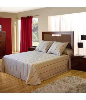 Colcha de capa reversible line hosteler a - Ropa de cama para hosteleria ...