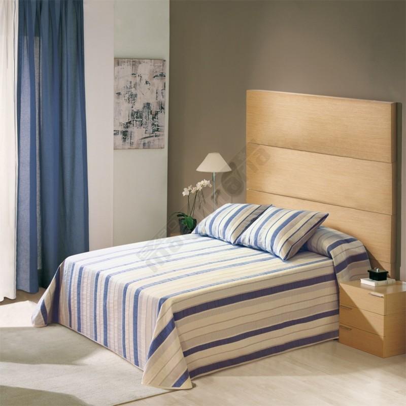 Colcha de capa reversible terran hosteler a - Textiles para hosteleria ...