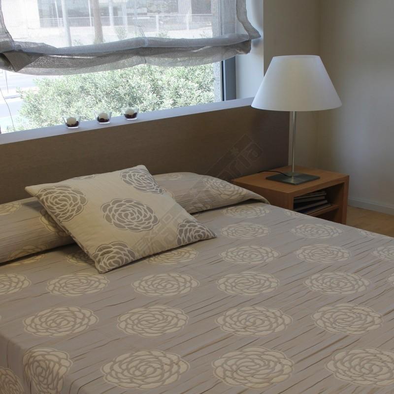 Colcha de capa reversible ram hosteler a - Ropa de cama para hosteleria ...