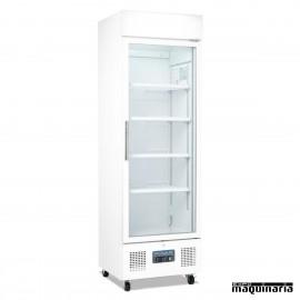 Vitrina expositora refrigerada vertical 336litros NIDM076