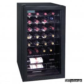 Cava de vino 28 botellas NICE203