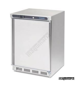 Congelador bajo mostrador inox NICD081
