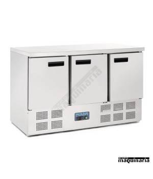 Mostrador frigorífico con 3 puertas NIG622