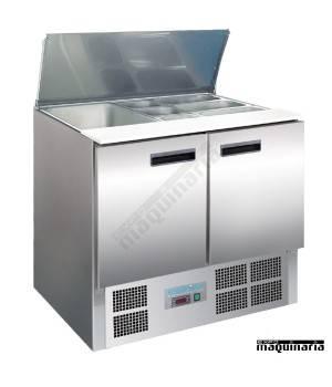 Mostrador preparación de ensaladas 240 litros NIG606