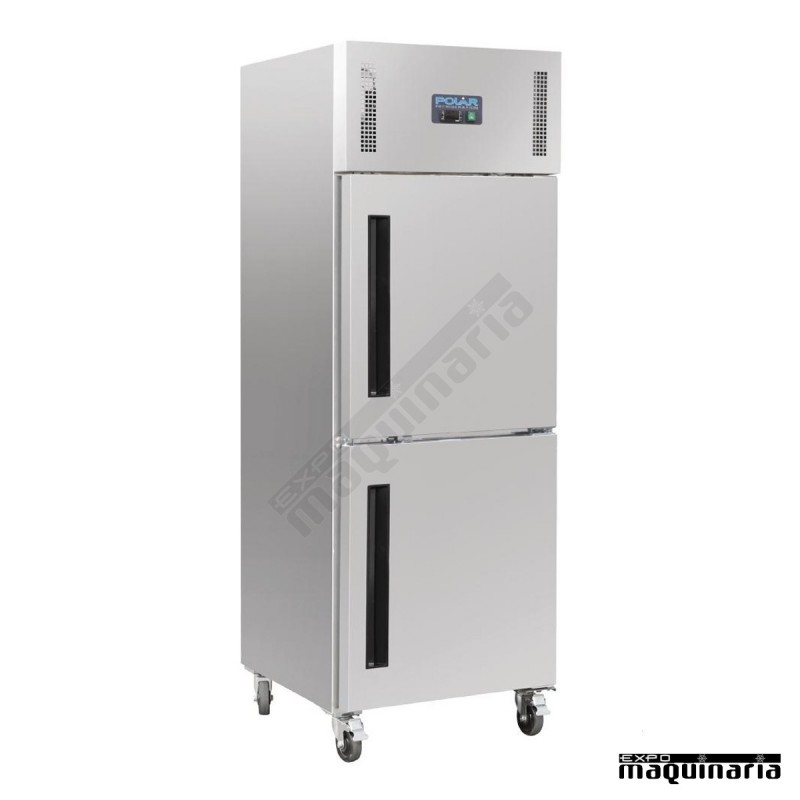 Armario frigor fico 2 puertas 600 litros nicw193 - Nevera americana medidas ...