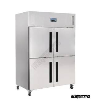 Armario frigorífico 4 puertas 1200 litros NICW195