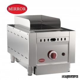 Barbacoa a gas MIRROR IRON-STONE1