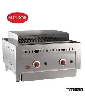 Barbacoa a gas MIRROR IRON-STONE2
