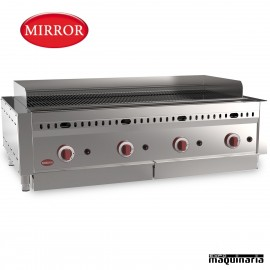 Barbacoa a gas MIRROR IRON-STONE4