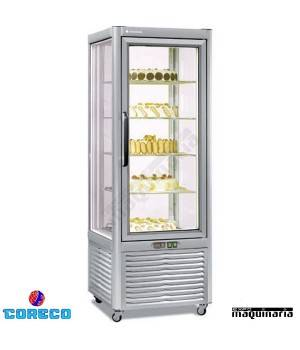 Armario expositor congelados 4 caras COVBAN400