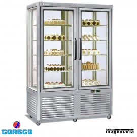 Armario expositor congelados 4 caras COVBAN800