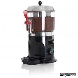 Dispensador de chocolate 5 litros DFDELICE5