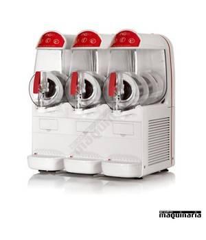 Máquina granizadora 3x10 litros DFNG103EASY