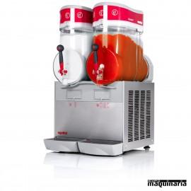 Máquina granizadora 2x10 litros DFNG102EASY