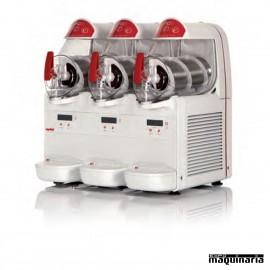 Máquina granizadora 3x6 litros DFNG63EASY