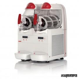 Máquina granizadora 6+6 litros DFNG62EASY