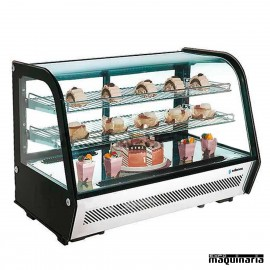 Vitrina refrigerada sobremesa 700x452x654