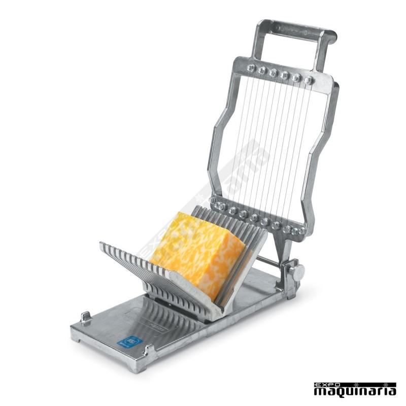 Cortador de queso en cubos pu1811 en palo cubos o bloques - Cortador de queso ...