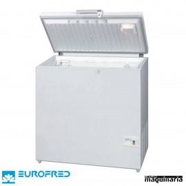 Congelador 232L. Puerta abatible 85x69.5x85cm