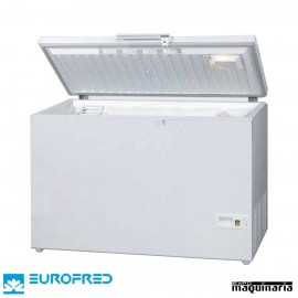 Arcón Congelador 411L. Puerta abatible 137x69.5x85 cm