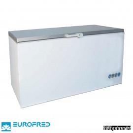 Arcón Congelador Gran Volumen de tapa ciega abatible EFCF700 de 645 L