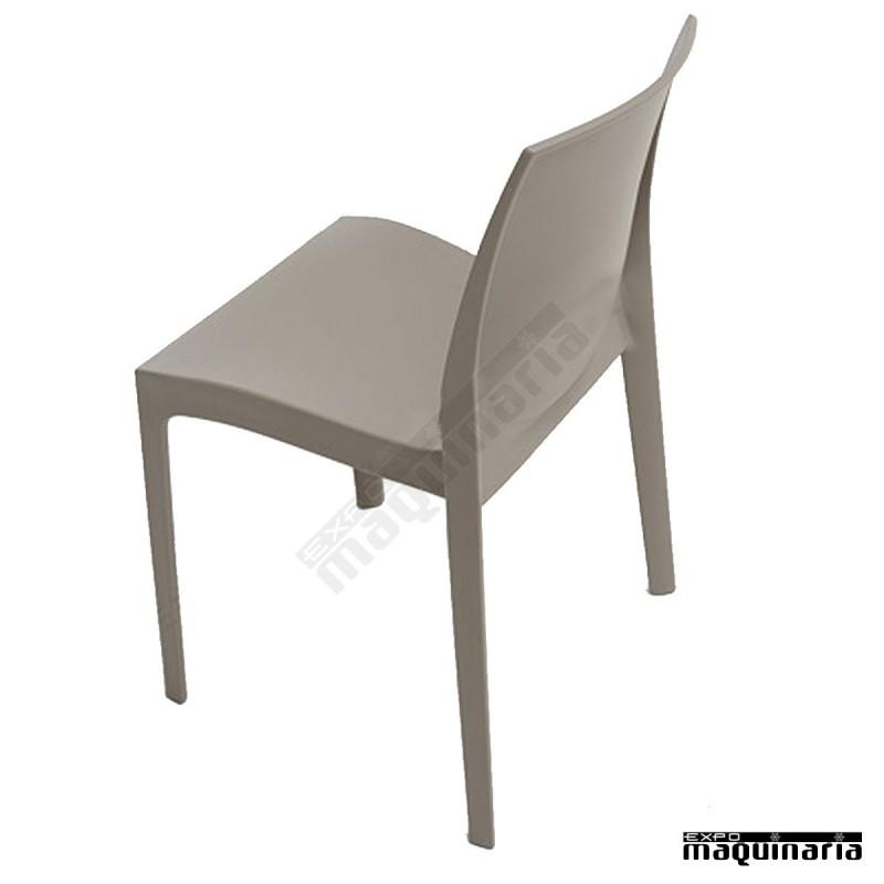 Sillas de plastico baratas free awesome silla plstico victor with sillas plastico baratas with - Silla coche alcampo ...