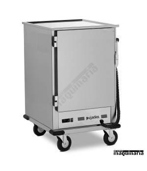 Armario caliente de catering PU81000