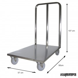 Carro para cargas pesadas PU80570