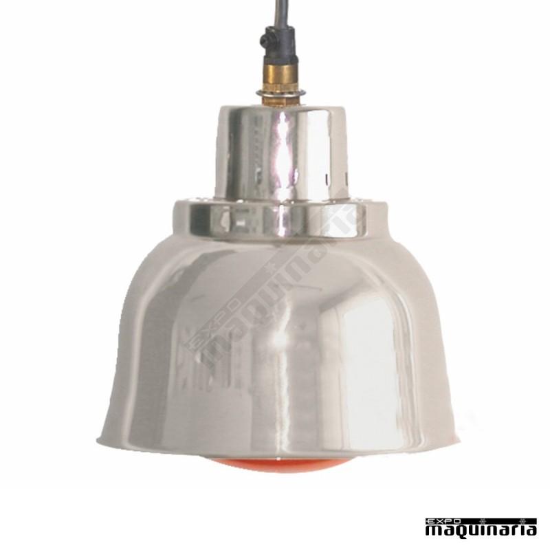 L mpara para mantener la comida caliente pu15031 aluminio - Lamparas para la pared ...
