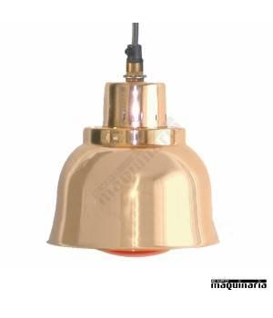 Lámpara para mantener la comida caliente PU15032 cobre