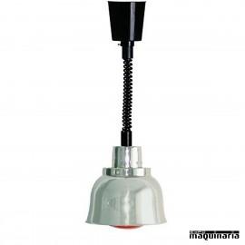 Lámpara para mantener la comida caliente PU15029 aluminio