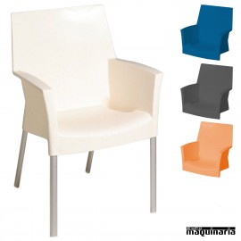 Sillon bar apilable FAMARBELLA